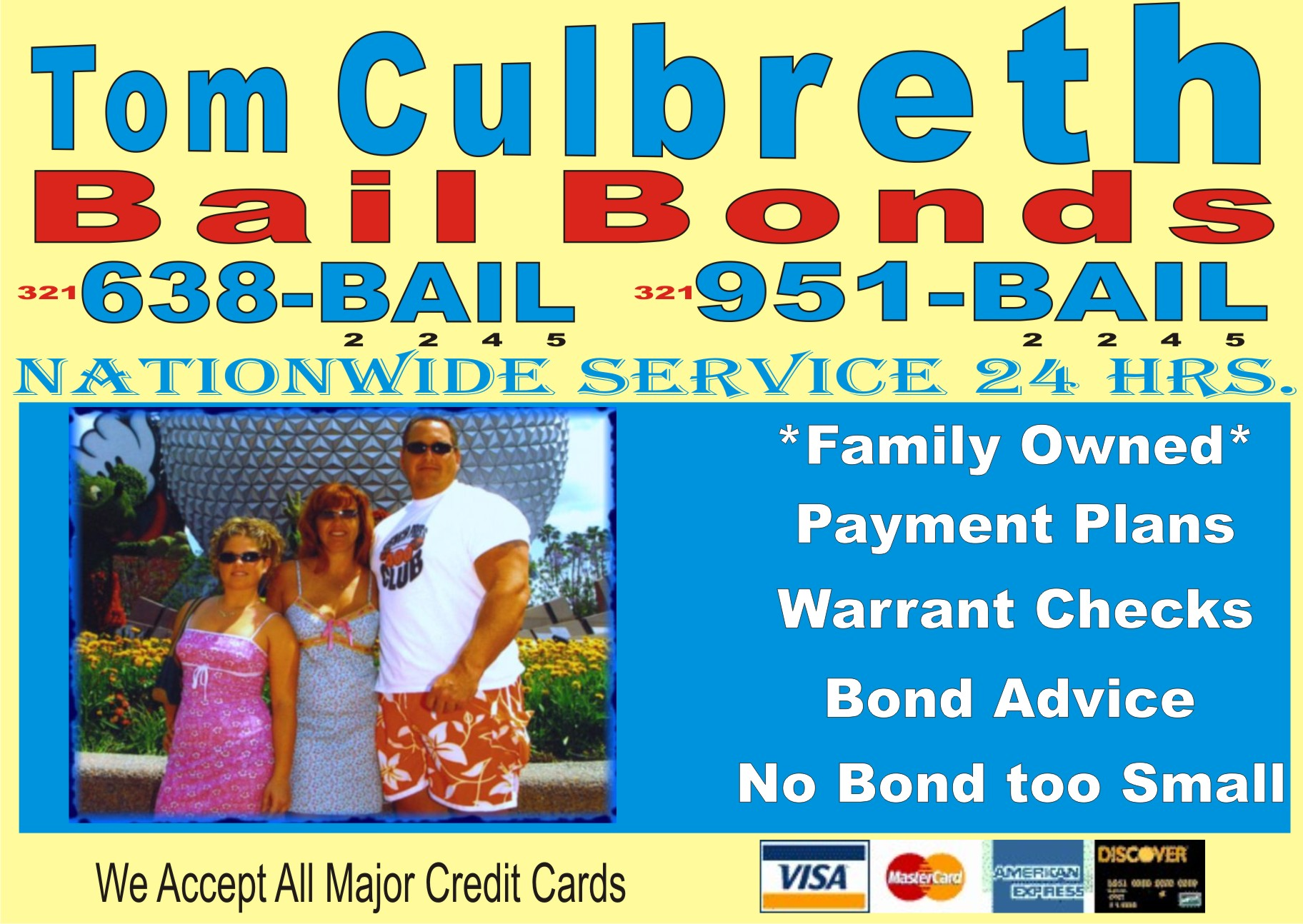 Brevard County Bail Bonds Office